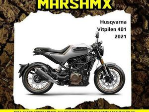 HUSQVARNA VITPILEN 401 2021 MODEL STREET BIKE-NIL DEPOSIT FINANCE AVAILABLE | IN MERTHYR T