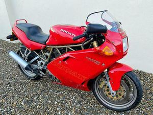DUCATI 750SS SUPERSPORT - LAST OF THE CLASSIC BEST + JUST 11,000 MILES - MAY PX | IN LIMAV