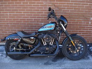 HARLEY-DAVIDSON XL 1200 IRON 2018 USED MOTORCYCLE FOR SALE IN TORONTO