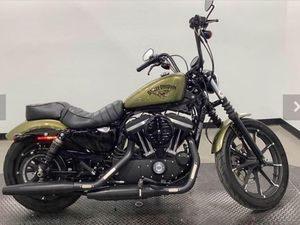 HARLEY-DAVIDSON XL883N - SPORTSTER® IRON 883™ 2016 USED MOTORCYCLE FOR SALE IN TORONTO