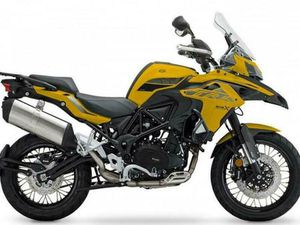 BENELLI TRK 502 X 500CC ADVENTURE ENDURO OFF ROAD TOURING SUPERMOTO MOTORCYC... | IN BOLTO