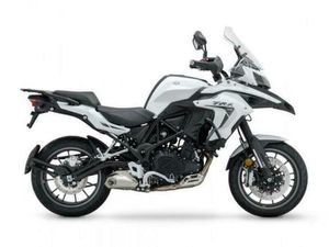 BENELLI TRK502 500CC ADVENTURE TOURING ENDURO SUPERMOTO 500CC MOTORCYCLE BIKE | IN BOLTON,
