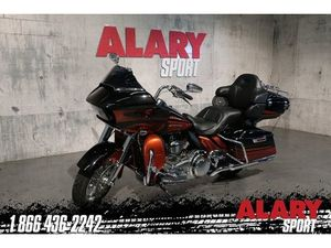 HARLEY-DAVIDSON FLTRUSE CVO ROAD GLIDE ULTRA ABS 2015 USED MOTORCYCLE FOR SALE IN SAINT-JÉ