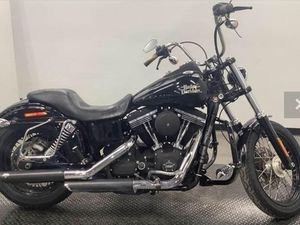 HARLEY-DAVIDSON FXDB - DYNA® STREET BOB® 2015 USED MOTORCYCLE FOR SALE IN TORONTO