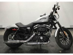 HARLEY-DAVIDSON XL883N IRON 2015 USED MOTORCYCLE FOR SALE IN TORONTO