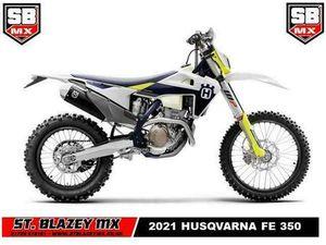 2021 HUSQVARNA FE 350 ENDURO BIKE | IN PAR, CORNWALL | GUMTREE