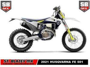 2021 HUSQVARNA FE 501 ENDURO BIKE   IN PAR, CORNWALL   GUMTREE