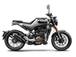 HUSQVARNA 125 SVARTPILEN 2021 MODEL NOW AVAILABLE TO ORDER AT CRAIGS MOTORCYCLES | IN DEWS