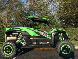 KAWASAKI TERYX KRX1000 - 2020 - MINT CONDITION - ONLY ONE AVAILABLE IN THE UK!!! | IN CLIT