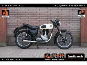 BSA B31 1957 - ORIGINAL 1957 FRAME- LATER 1958 ENGINE - 50 MILES SINCE REBUILD   IN LEICES