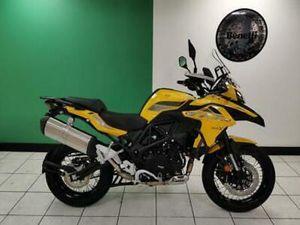 BENELLI TRK 502 X 500CC EURO 5 ADVENTURE ENDURO TOURING SUPERMOTO MOTORCYCLE