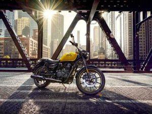 ROYAL ENFIELD METEOR 350 FIREBALL. CLASSIC RETRO CUSTOM CRUISER MOTORBIKE | IN ACCRINGTON,