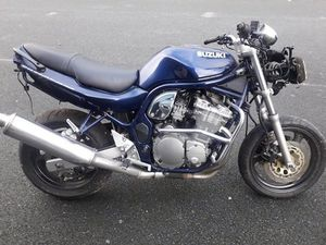 BANDIT 600 FOR BRAKING