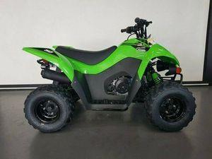 2020 KAWASAKI KFX50 (KSF50) ATV 50CC