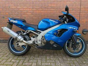 1998 KAWASAKI ZX9R - ZX9-R - CLASSIC - 30K MILES - FULL SERVICE HISTORY | IN POULTON-LE-FY