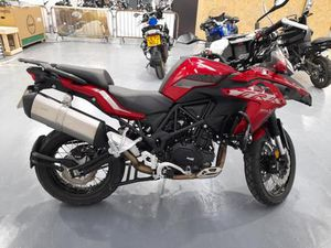 USED BENELLI TRK 502 X FOR SALE IN SWANSEA