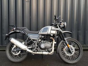 USED ROYAL ENFIELD HIMALAYAN FOR SALE IN SWANSEA