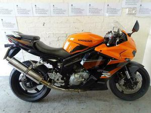 HYOSUNG GT 650 R LOW MILEAGE VIDEO TOUR AVAILABLE SOCIAL DISTANCING DELIVERY | IN LEICESTE