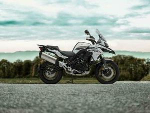 BENELLI TRK 502 X | IN WIGAN, MANCHESTER | GUMTREE