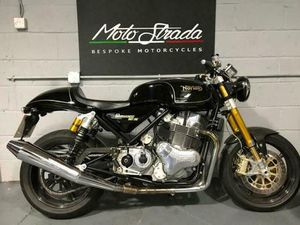 NORTON COMMANDO SE LIMITED EDITION 032/200 | IN SKIPTON, NORTH YORKSHIRE | GUMTREE