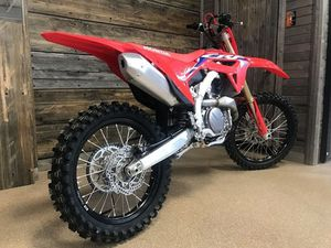 HONDA CRF450R 2021 NEW MOTORCYCLE FOR SALE IN SAINT JOHN