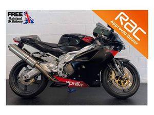 APRILIA RSV1000 R FACTORY 998CC