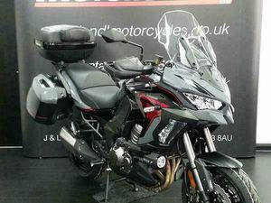 KAWASAKI VERSYS 1000 SE GT IN GREY. 2021MY AVAILABLE NOW! | IN CARLISLE, CUMBRIA | GUMTREE