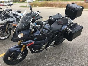 BMW S1000XR 2017 USED MOTORCYCLE FOR SALE IN GATINEAU