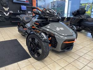 CAN-AM SPYDER® F3-S SPECIAL SERIES SE6 2021 NEW MOTORCYCLE FOR SALE IN BARRIE