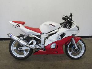 2001 YAMAHA YZF-R6