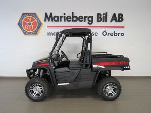 HISUN SECTOR 550 4WD UTV DRAG/VINSCH