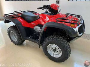 WANTED - HONDA FOURTRAX / FOREMAN OR RINCON QUAD
