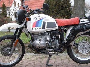BMW R 80 G/S PARIS-DAKAR