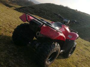 HONDA FOURTRAX TRX 250 TM 2012 | IN ROCHDALE, MANCHESTER | GUMTREE