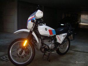 BMW R 80 GS - 1987