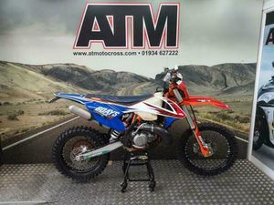 KTM EXC300 2018 SIX DAYS ENDURO BIKE, ROAD REGISTERED, 118H (ATMOTOCROSS) | IN WESTON-SUPE