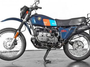 1983 BMW MOTORCYCLES R80GS
