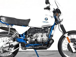 1998 BMW MOTORCYCLES R80GS