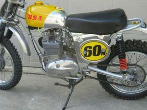 1969 BSA B44