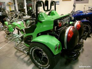 TRIKE BOOM MUSTANG 3 PLACES