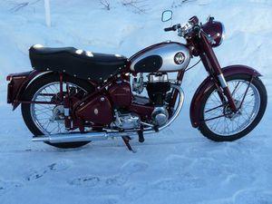 BSA C11 G 1954