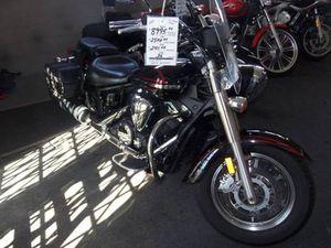 2009 YAMAHA V STAR 1300