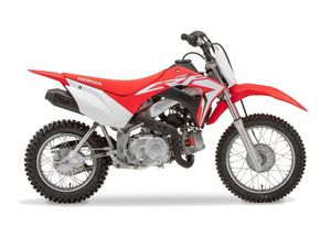 HONDA CRF110F 2021 NEW MOTORCYCLE FOR SALE IN LINDSAY