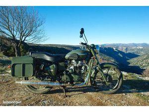 ROYAL ENFIELD 500CC BULLET ARMY