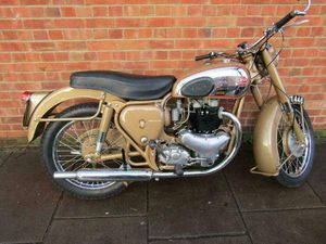 CLASSIC 1954 A10 650 GOLDEN FLASH HAS A FILE OF BILLS AND RECIEPTS SUPERB BIKE | IN EALING