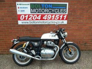 ROYAL ENFIELD CONTINENTAL GT650 TWIN CHROME EDITION | IN BOLTON, MANCHESTER | GUMTREE