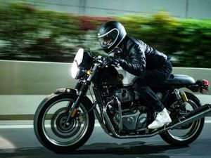 ROYAL ENFIELD CONTINENTAL GT 650 TWIN 2020 CAFE RACER MODERN CLASSIC MOTORCYC... | IN WIGA