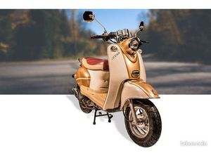 SCOOTER 50 ECCHO RETRO 50 GOLD II EFI