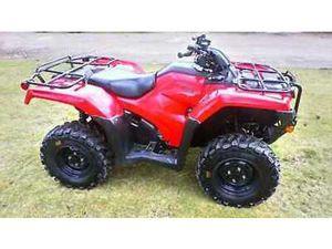 HONDA QUAD ATV 4X4 420 FARM QUAD