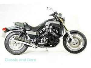 YAMAHA VMAX 1200 LOW MILEAGE EXAMPLE | IN NORWICH, NORFOLK | GUMTREE